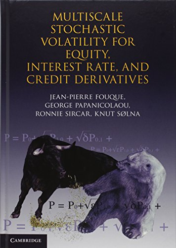 9780521843584: Multiscale Stochastic Volatility for Equity, Interest Rate, and Credit Derivatives (Mathematics, Finance & Risk)