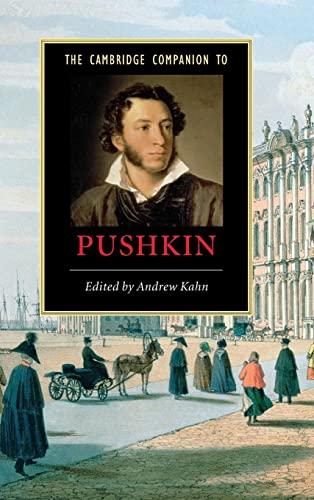 9780521843676: The Cambridge Companion to Pushkin (Cambridge Companions to Literature)