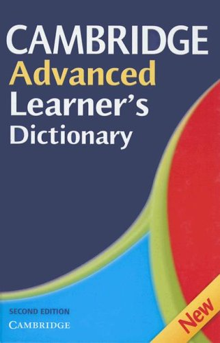 9780521843782: Cambridge Advanced Learner's Dictionary