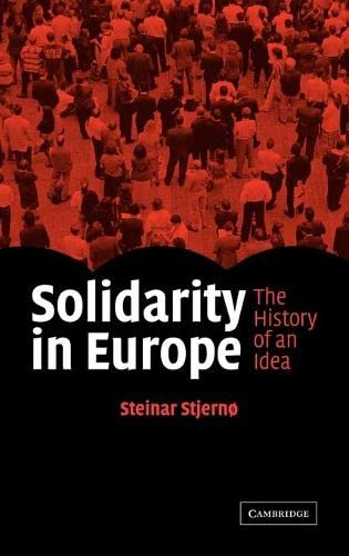 9780521843942: Solidarity in Europe Hardback: The History of an Idea