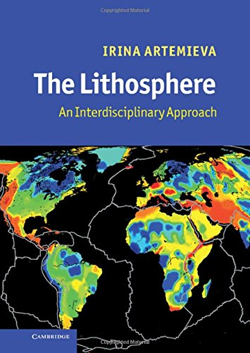 9780521843966: The Lithosphere Hardback