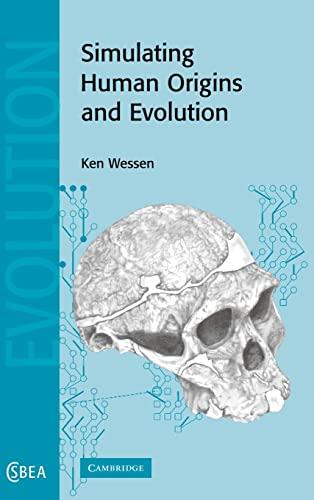 9780521843997: Simulating Human Origins and Evolution