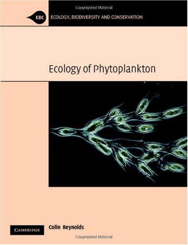 9780521844130: The Ecology of Phytoplankton
