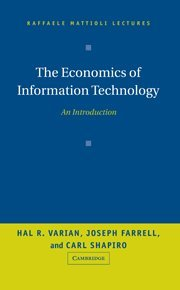 9780521844154: The Economics of Information Technology: An Introduction