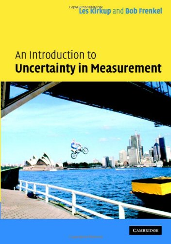 9780521844284: An Introduction to Uncertainty in Measurement: Using the GUM (Guide to the Expression of Uncertainty in Measurement)