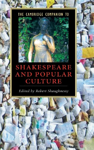 9780521844291: The Cambridge Companion to Shakespeare and Popular Culture Hardback (Cambridge Companions to Literature)