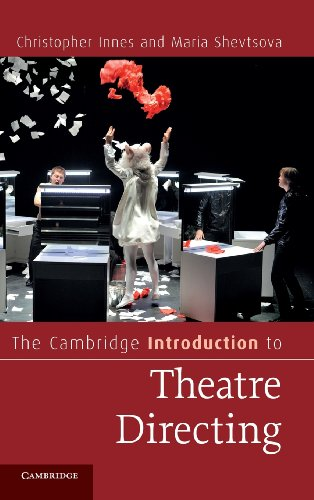9780521844499: The Cambridge Introduction to Theatre Directing (Cambridge Introductions to Literature)
