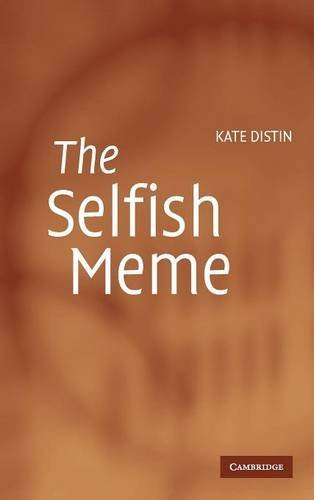 9780521844529: The Selfish Meme: A Critical Reassessment