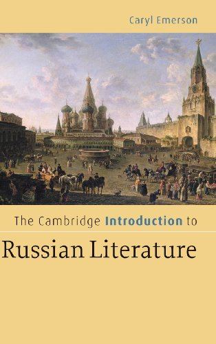 9780521844697: The Cambridge Introduction to Russian Literature Hardback (Cambridge Introductions to Literature)