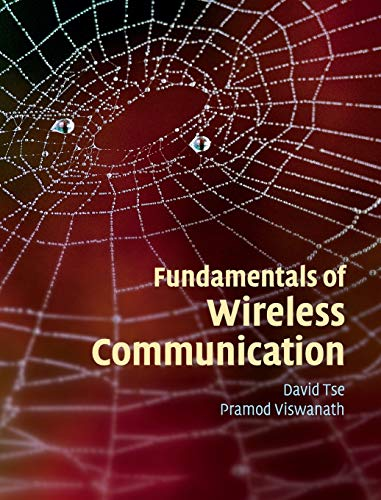 9780521845274: Fundamentals of Wireless Communication