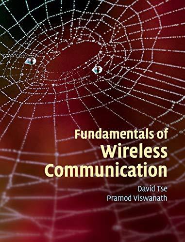 9780521845274: Fundamentals of Wireless Communication