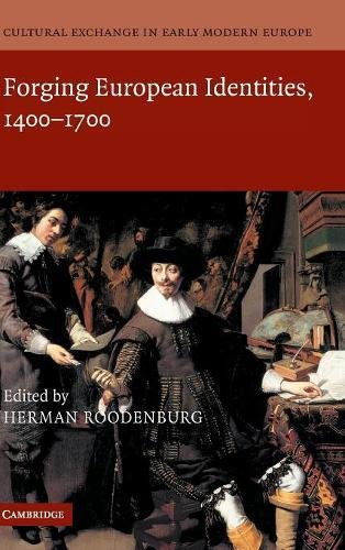 9780521845496: Cultural Exchange in Early Modern Europe (Cultural Exchange in Early Modern Europe 4 Volume Hardback Set) (Volume 4)