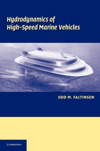 9780521845687: Hydrodynamics of High-Speed Marine Vehicles Hardback