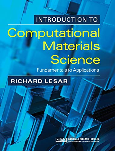 9780521845878: Introduction to Computational Materials Science: Fundamentals to Applications