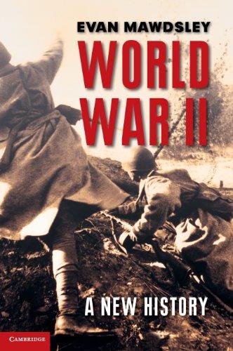 9780521845922: World War II: A New History