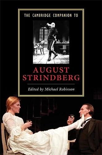 9780521846042: The Cambridge Companion to August Strindberg (Cambridge Companions to Literature)