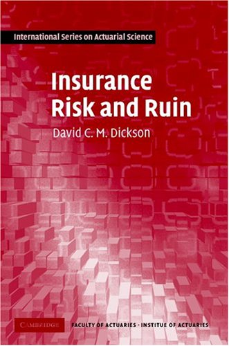 9780521846400: Insurance Risk and Ruin (International Series on Actuarial Science)
