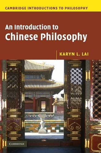 9780521846462: An Introduction to Chinese Philosophy (Cambridge Introductions to Philosophy)