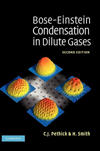 9780521846516: Bose-Einstein Condensation in Dilute Gases 2nd Edition Hardback