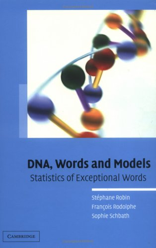 DNA, Words and Models. Statistics of Exceptional Words.: Robin, Stephane