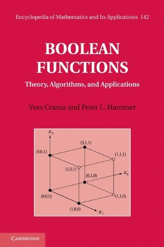 9780521847513: Boolean Functions: Theory, Algorithms, and Applications (Encyclopedia of Mathematics and its Applications)