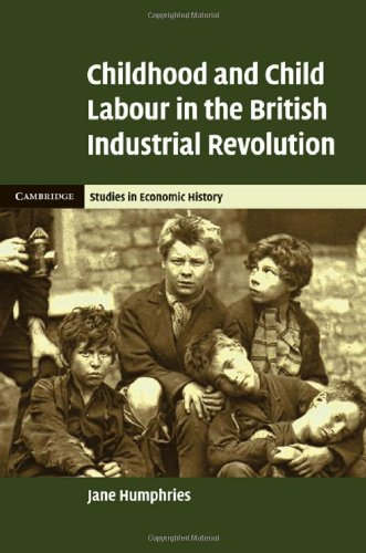 9780521847568: Childhood and Child Labour in the British Industrial Revolution