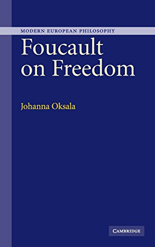 9780521847797: Foucault on Freedom (Modern European Philosophy)