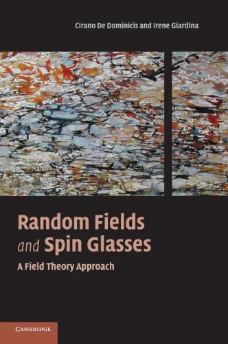 9780521847834: Random Fields and Spin Glasses: A Field Theory Approach