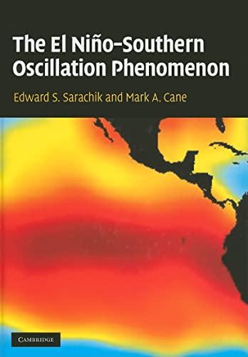 9780521847865: The El Niño-Southern Oscillation Phenomenon
