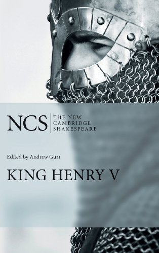 9780521847926: King Henry V 2nd Edition Hardback (The New Cambridge Shakespeare)