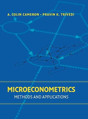 9780521848053: Microeconometrics: Methods and Applications
