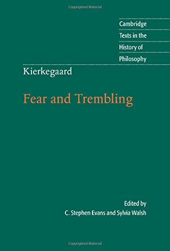 9780521848107: Kierkegaard: Fear and Trembling (Cambridge Texts in the History of Philosophy)
