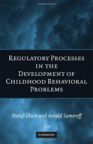 9780521848138: Biopsychosocial Regulatory Processes in the Development of Childhood Behavioral Problems