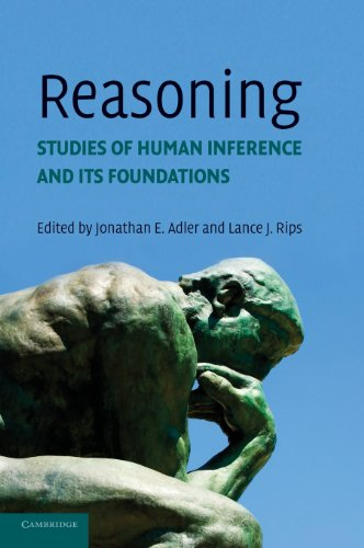 9780521848152: Reasoning: Studies of Human Inference and its Foundations