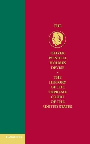 9780521848206: The History of the Supreme Court of the United States, Vol. 12: The Birth of the Modern Constitution: The United States Supreme Court, 1941-1953 ... Court of the United States) (Volume 12)