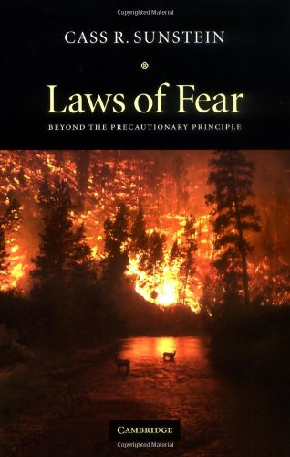 9780521848237: Laws of Fear: Beyond the Precautionary Principle (The Seeley Lectures)