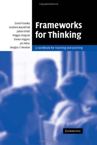 9780521848312: Frameworks for Thinking: A Handbook for Teaching and Learning