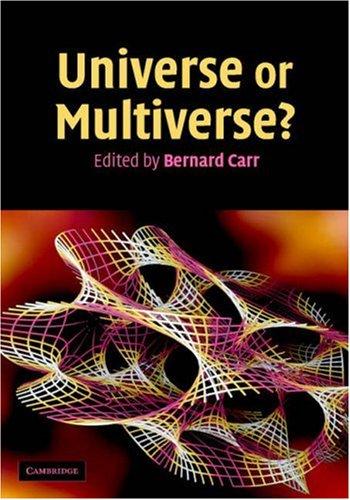 9780521848411: Universe or Multiverse?