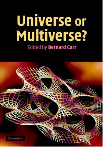 9780521848411: Universe or Multiverse?