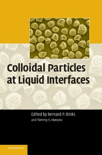 9780521848466: Colloidal Particles at Liquid Interfaces