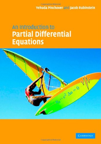 9780521848862: An Introduction to Partial Differential Equations
