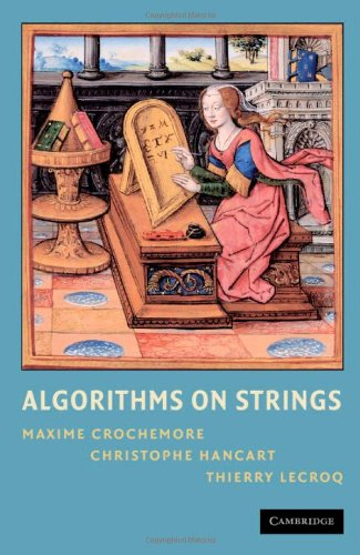 9780521848992: Algorithms on Strings