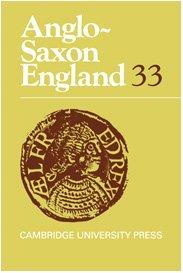 Anglo-Saxon England: Michael Lapidge~Simon Keynes~Malcolm