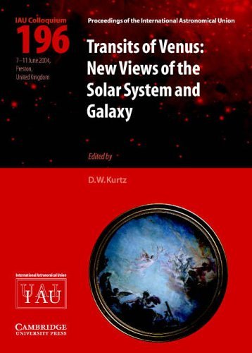 9780521849074: Transits of Venus (IAU C196): New Views of the Solar System and Galaxy (Proceedings of the International Astronomical Union Symposia and Colloquia)