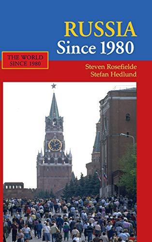 9780521849135: Russia Since 1980 Hardback (The World Since 1980)