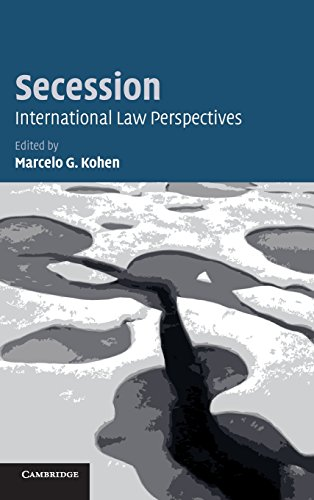 9780521849289: Secession: International Law Perspectives