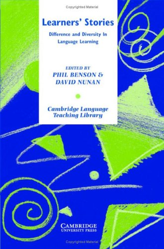 9780521849388: Learners' Stories: Difference and Diversity in Language Learning (Cambridge Language Teaching Library)