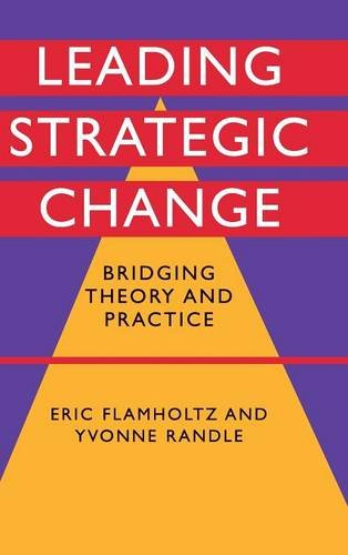 9780521849470: Leading Strategic Change: Bridging Theory and Practice