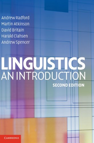 9780521849487: Linguistics: An Introduction
