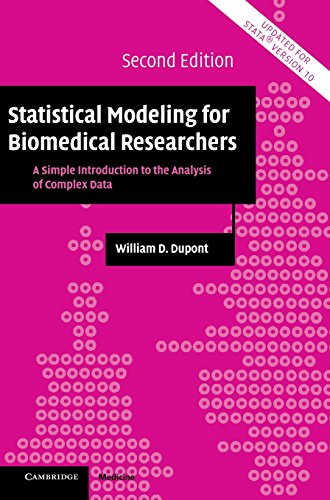 9780521849524: Statistical Modeling for Biomedical Researchers: A Simple Introduction to the Analysis of Complex Data (Cambridge Medicine (Hardcover))